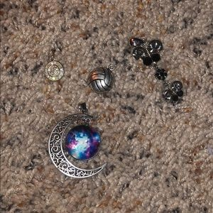 Jewelry - necklace charms